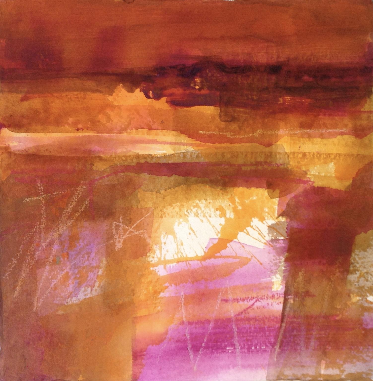 Abstract Desert ii