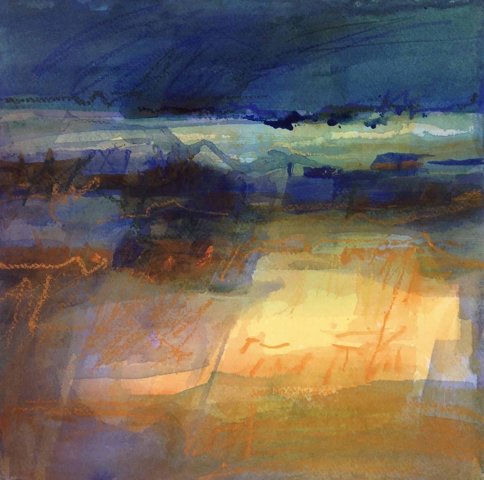 Abstract Desert vi