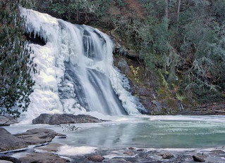 Winter in Sapphire, North Carolina- Secretly One of the Best Times to Visit the Blue Ridge Mountains