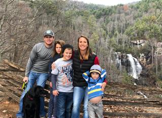 Wonderful Whitewater Falls- Sapphire, NC