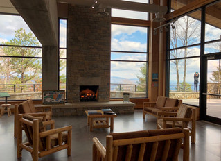 Gorges State Park and Visitor Center- a Must See!