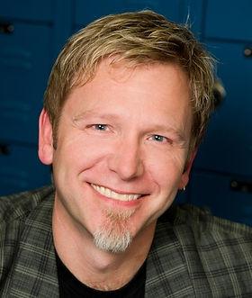 Smiling portrait of Content Marketing expert Robert Cassard