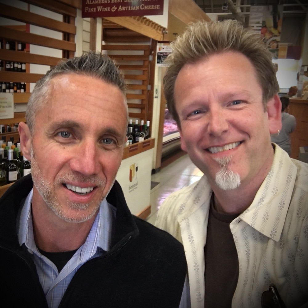 Steve Kellam, President of CCI Global Channel Management, and Robert Cassard, CEO of Voodoo Video Marketing Magic, a/k/a The Video Growth Hacker