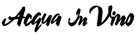 Acqua in Vino Black Logotype.png