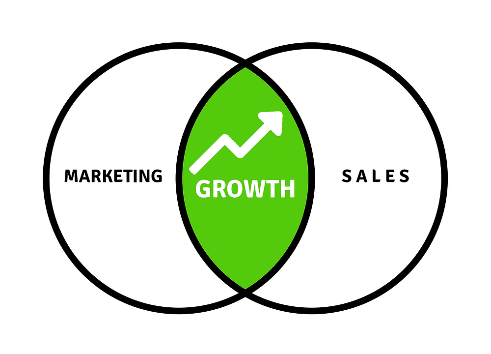 Growth Hacking Venn Diagram