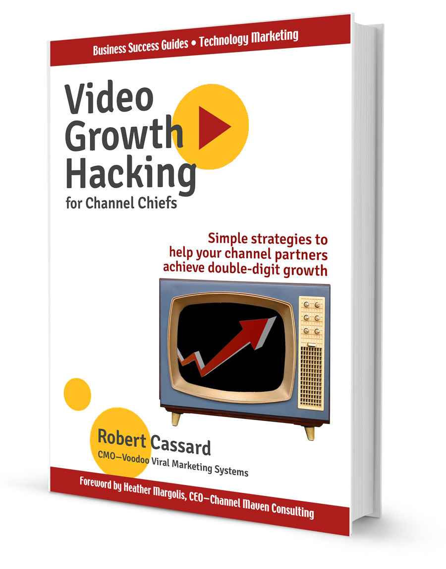 Video Growth Hacking for Channel Chiefs (Cover)