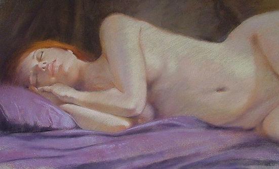 PaulineAdair_Sophie Sleeps_74x46_$950 __