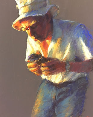 Old Beekeeper - Chris Clark demo TD1MM.J