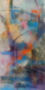 Penelope Gilbert-Ng Self Portrait Pastel