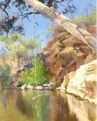 Karol Oakley Traditional Landscape.JPG