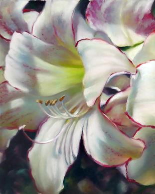 Lyn Dief Floral Landscape - PastelHippie
