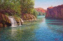 Anne Yang - Indarri Falls Boodjamullla N