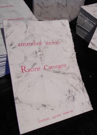 Racine Carougne d'Amandine Monin