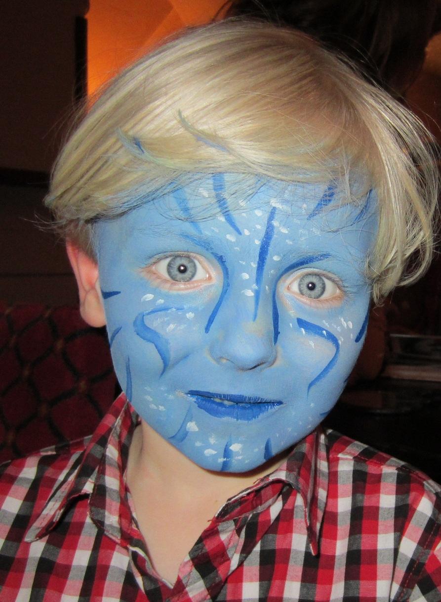 face painting dublin