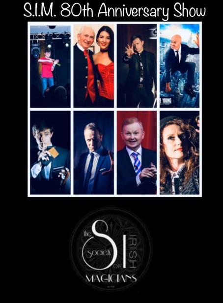 The Society of Irish Magicians ♠️♥️♦️♣️