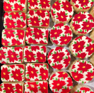 Some of our Christmas chocolates
