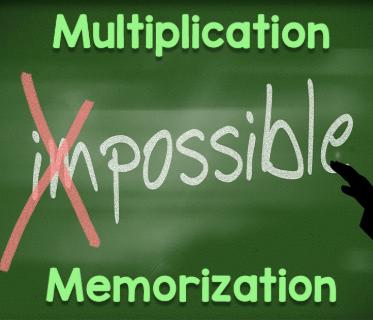 Multiplication/ Division Fact Memorization & Application