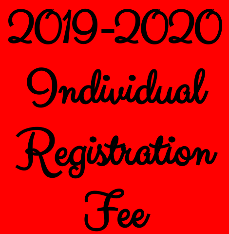 School Year 2019-2020/ Individual Registration