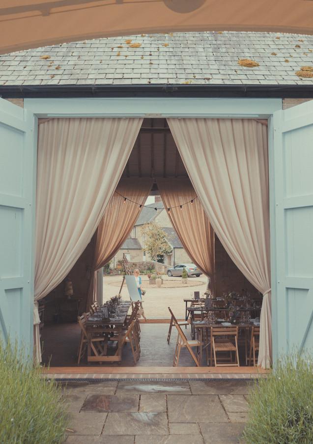 Ashley Wood Farm Barn Wedding Wiltshire