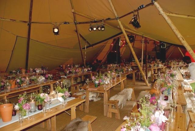 Wiltshire Tipi Wedding, Bradford on Avon
