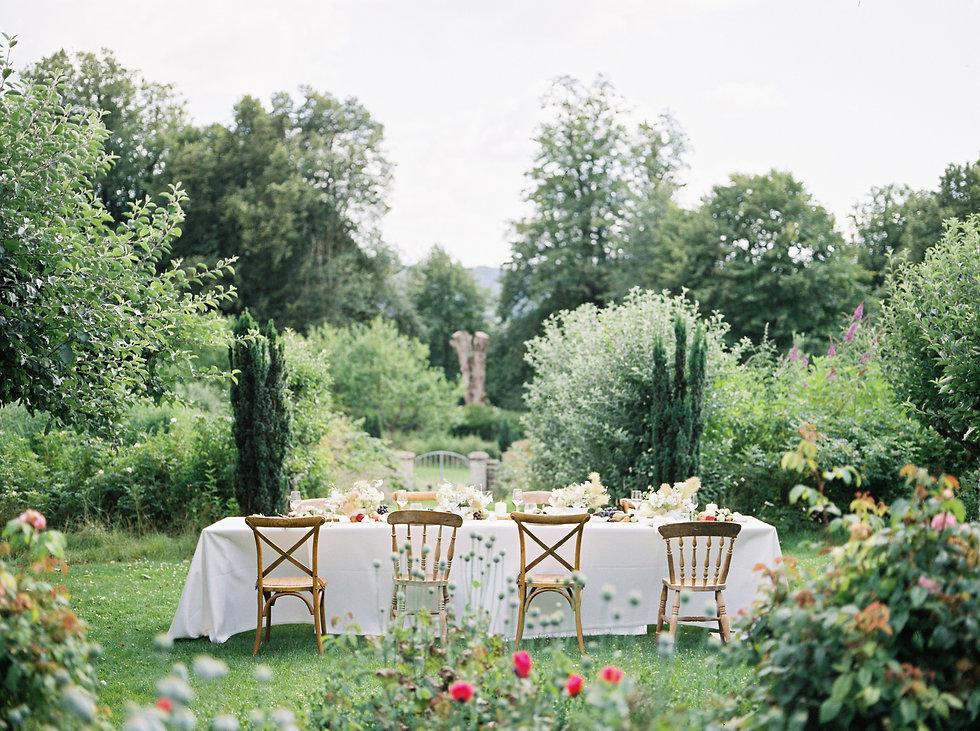 Pythouse Kitchen Garden editorial shoot