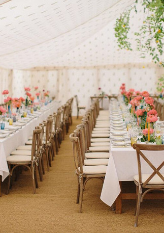 Marquee Wedding Dorset