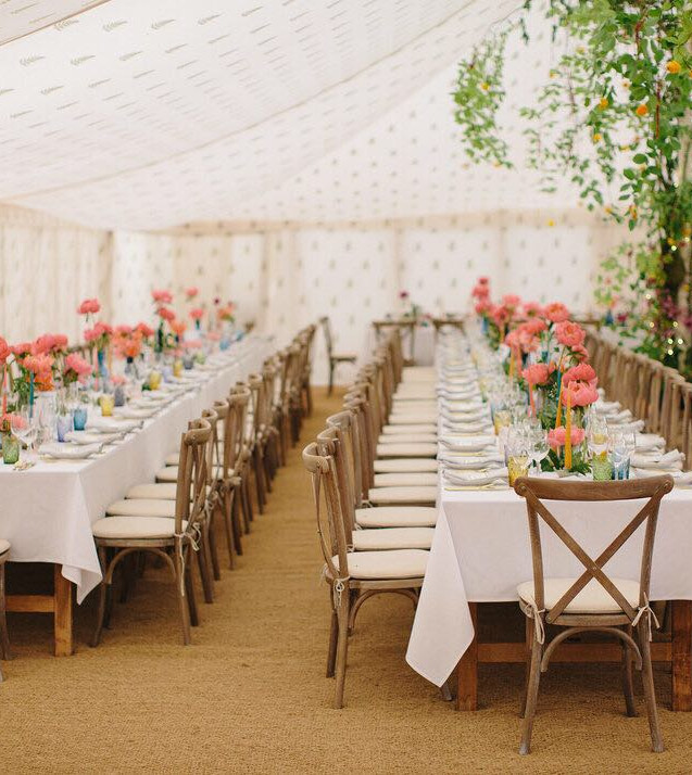 Marquee Wedding Dorset