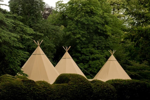 Wiltshire Tipi Wedding _ Private House _