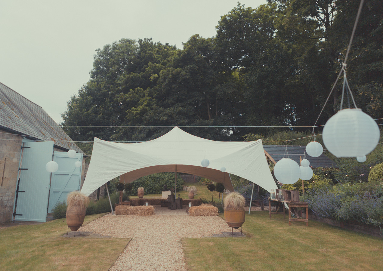 Pagoda marquee _ DP Marquees _ Ashley Wo