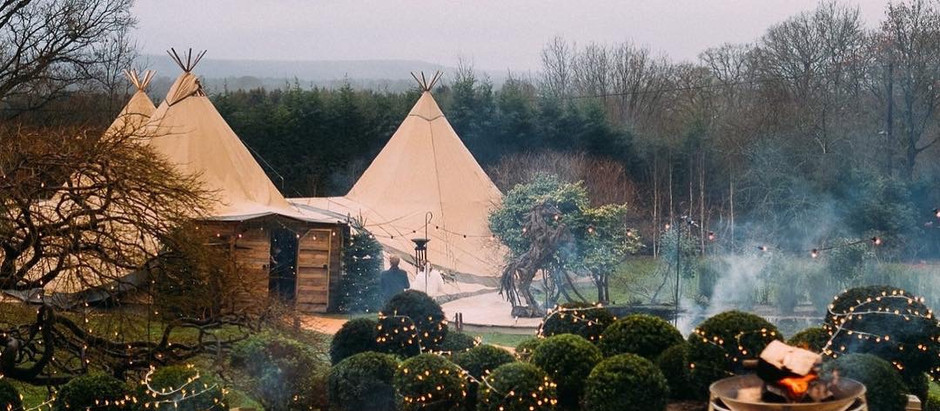 How to plan your Winter Tipi Wedding With Coastal Tents and Friends.