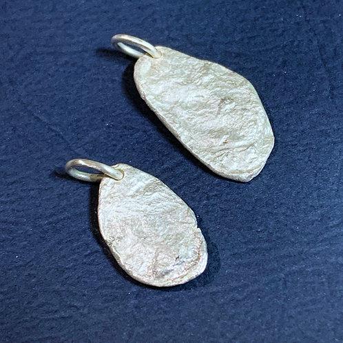 Pebble Pendants - Sterling Silver 925