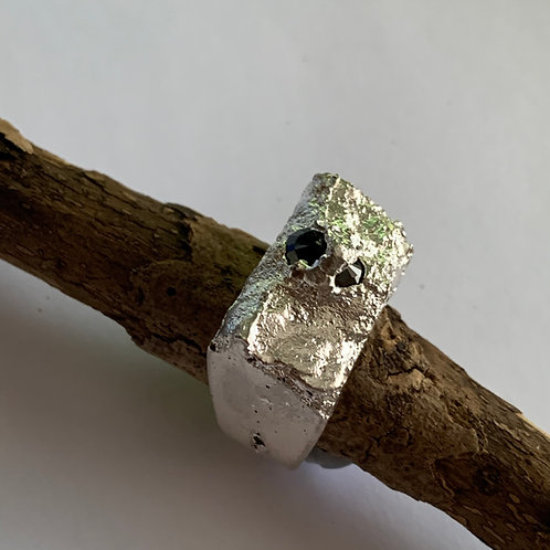 Sapphire Ring - 2