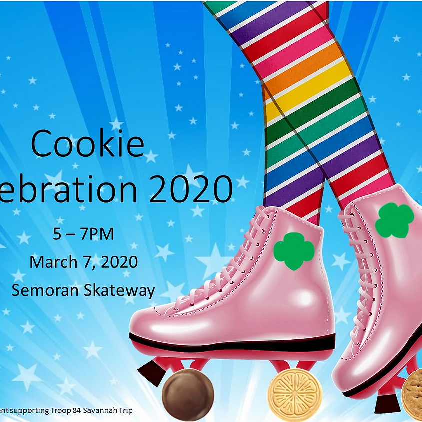 Cookie Celebration 2020 Skating Party