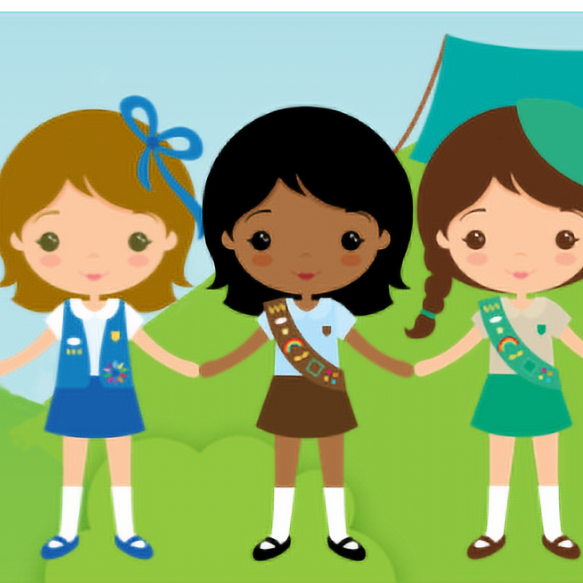 2020 Star Angels Camporee – Girl Scout Traditions