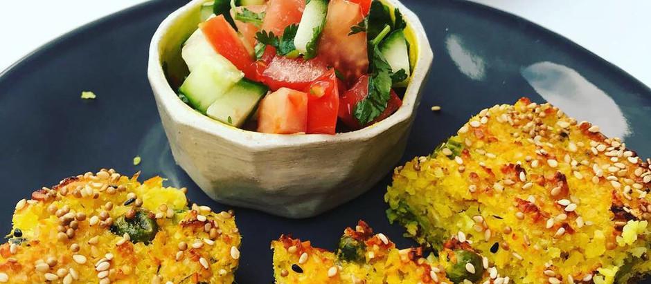Handvo- A fermented Gujarati snack