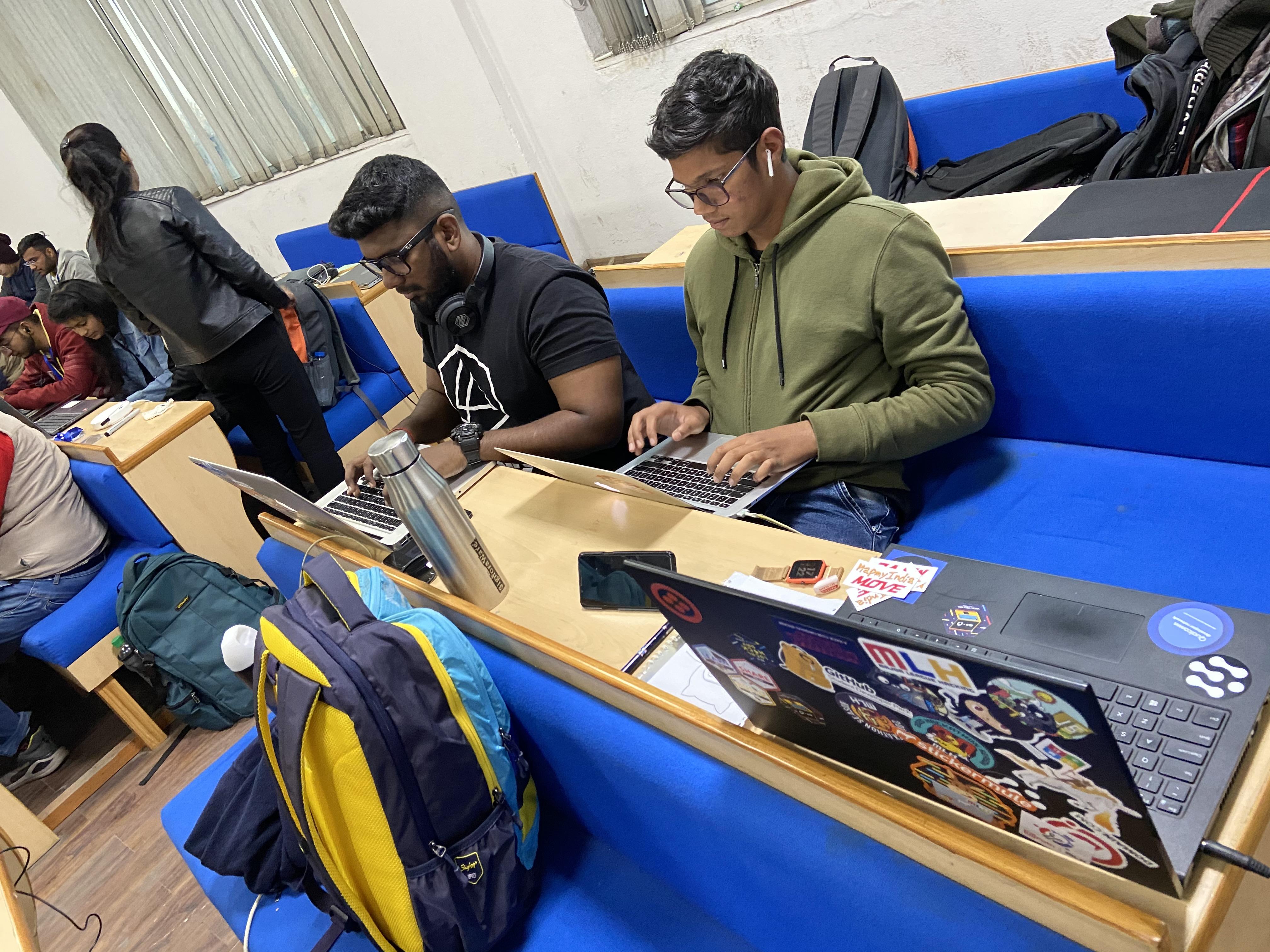 Delhi Hackathon | Pro Singh