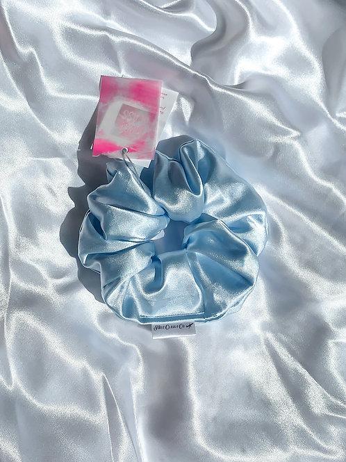 Something Blue Scrunchie