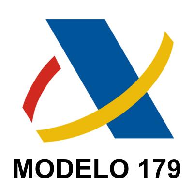 Exalia AEAT Modelo 179