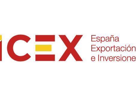Subvenciones del programa de iniciación y consolidación de la exportación ICEX Next