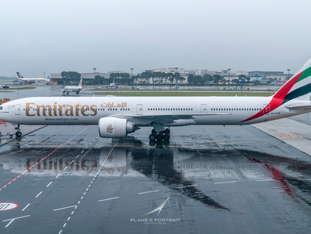 EMIRATES TO SUSPEND MOST PASSENGER OPERATIONS