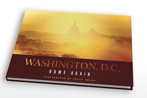 Washington DC • Home Again, signed edition