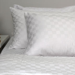 Bedsheet dobby square