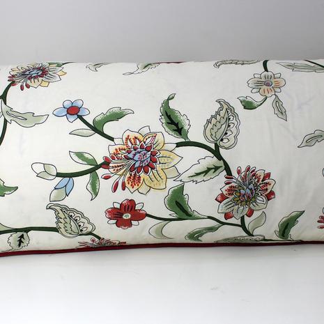 sarung bantal cinta micro bunga