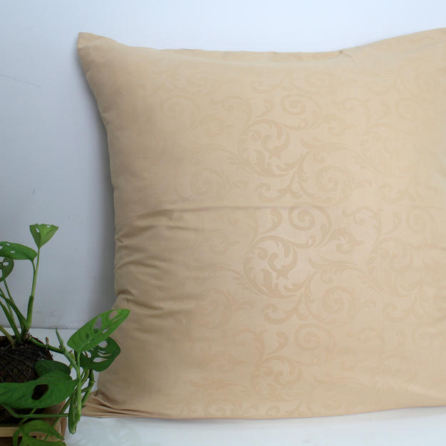 Sarung bantal lantai microtex gold