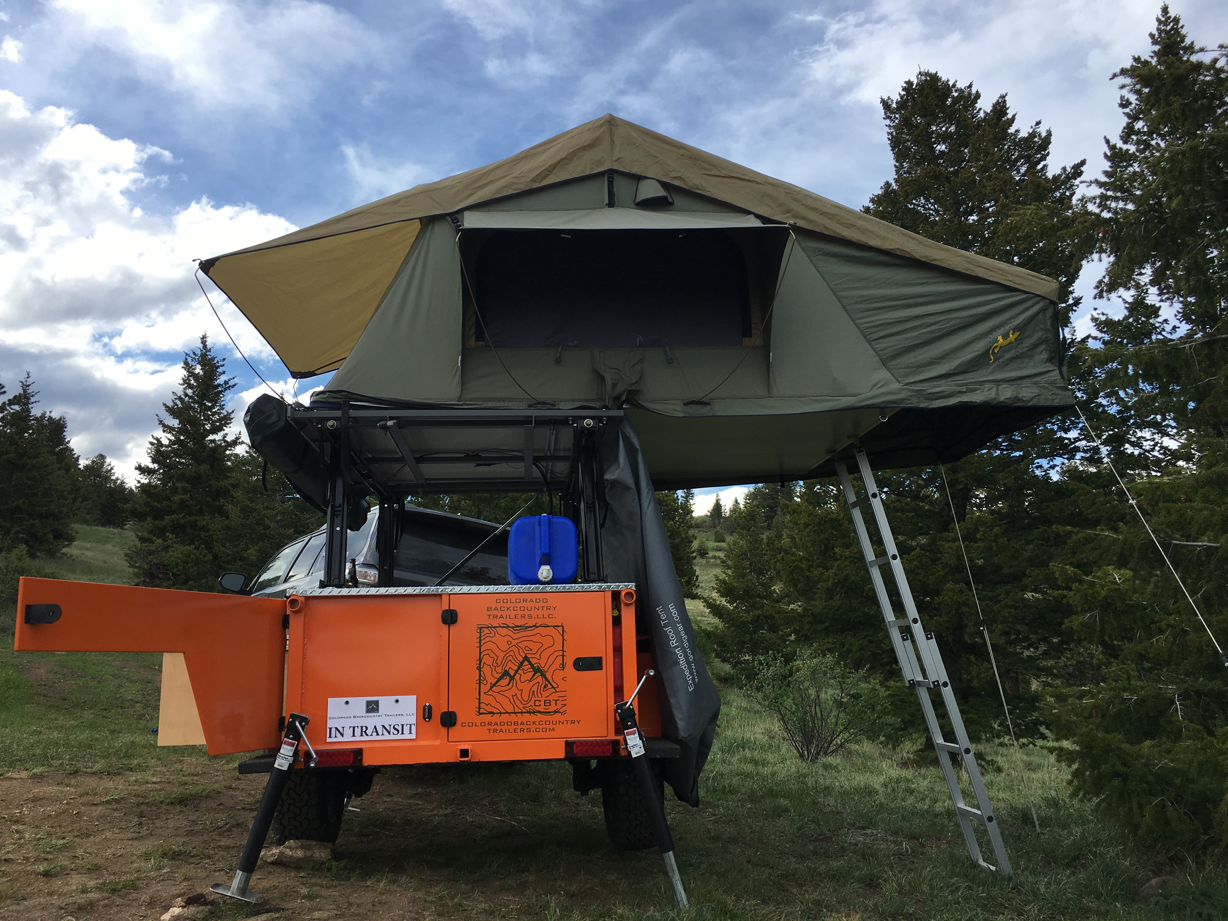 TIMBERLINE TRAILER