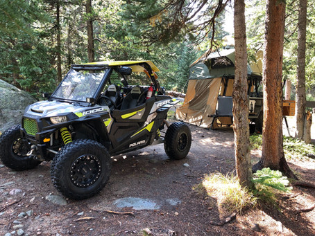 Camping is Better in a Timberline