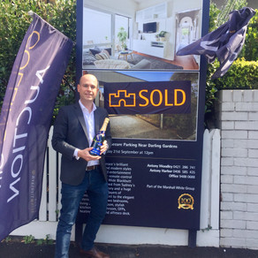 Auction Success - Purchased for international clients