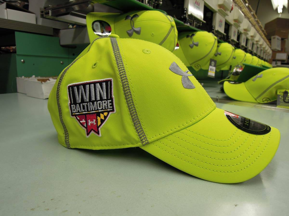 Baltimore Marathon Headwear