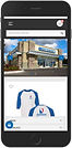 promotional products ecommerce company store optimized for mobile, tablet, and desktop