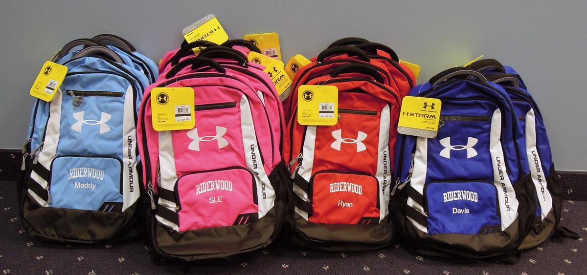 UA Backpack Spirit Wear